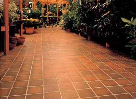Quarry Tile Product Range
