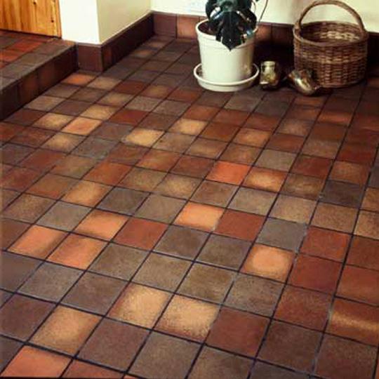 Quarry Tile Shade Range Quarry Tile Ruabon Quarry Tile